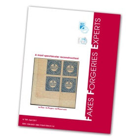 Fakes, Forgeries & Experts Journal #14 - Fakes, Forgeries & Experts Journal #14