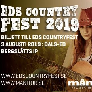 BILJETT ECF 2019