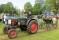 GFHK-medlem Uno Jonsson(5960) med en trevlig gammal hästvagn på släp.