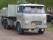 Scania-Vabis 1964 som transporterat kärnavfall åt Atomenergi i Studsvik. Nyttolast 1,2 kg totalvikt 42 ton. Ägare: Stefan Bengtsson Hälsingborg