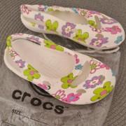 Äkta crocs stl 25