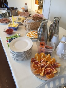 Frukost på MIKA