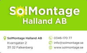 SolMontage- Begär offert på din solcellsanläggning.