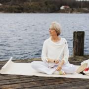 Yoga live onsdagar kl 18.30 - 20