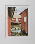Göran Hahne 24x30 Litografi