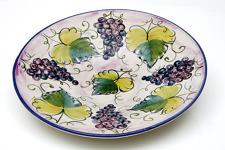 Lena Linderholm keramik Vindruvor stort fat