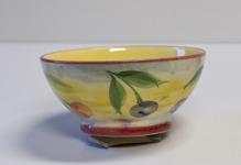 Lena Linderholm keramik Körsbär  Skål