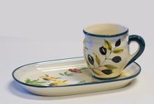Lena Linderholm keramik Oliver Trädgårdsset