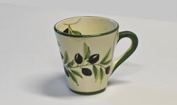 Lena Linderholm keramik Oliver Konisk mugg