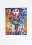 Milan Vobruba Tupp och kvinna 30 x 40 glaskonst