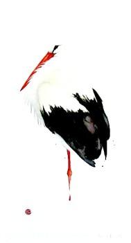 Stork 31,5 x 59 (2)