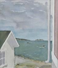 Orginal akvarell 25 x 30