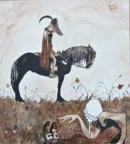 Akvarell 29 x 32