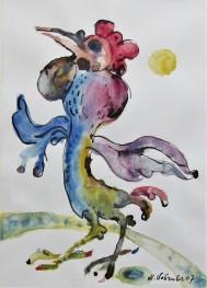 Akvarell 20 x 28