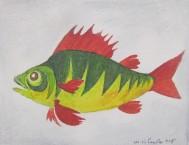 Akvarell 13 x16