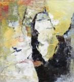 Abstrakt 62 x 69 olja på duk
