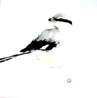 Karl Mårtens Varfågel Litografi