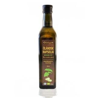 Basilika/lime Öländsk rapsolja