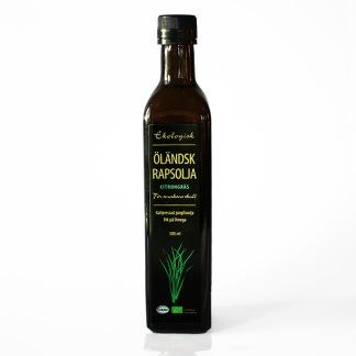Citrongräs Öländsk rapsolja