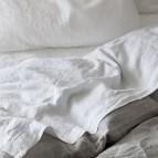 Ekologiskt tvättat linne