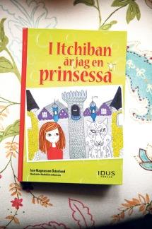 I Itchiban är jag en prinsessa -