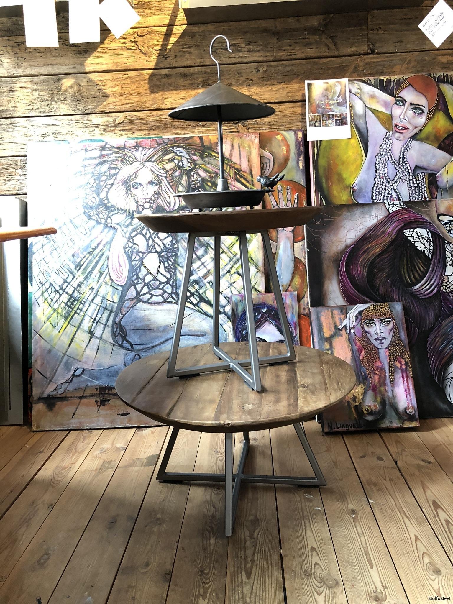 bord o fågelmatare