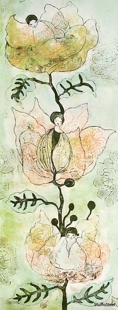 Blombarnen