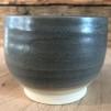 Grå keramikmuggar - Grå mugg 8x9 cm