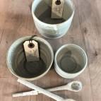 Linas Grågröna Keramik