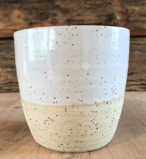 Linas Vita skålar - Skål 9x9,5 cm