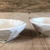 Linas Vita skålar - Skål, saltkar 2,5x7 cm