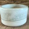 Linas Grågröna Keramik - grågrön mugg 5x7 cm
