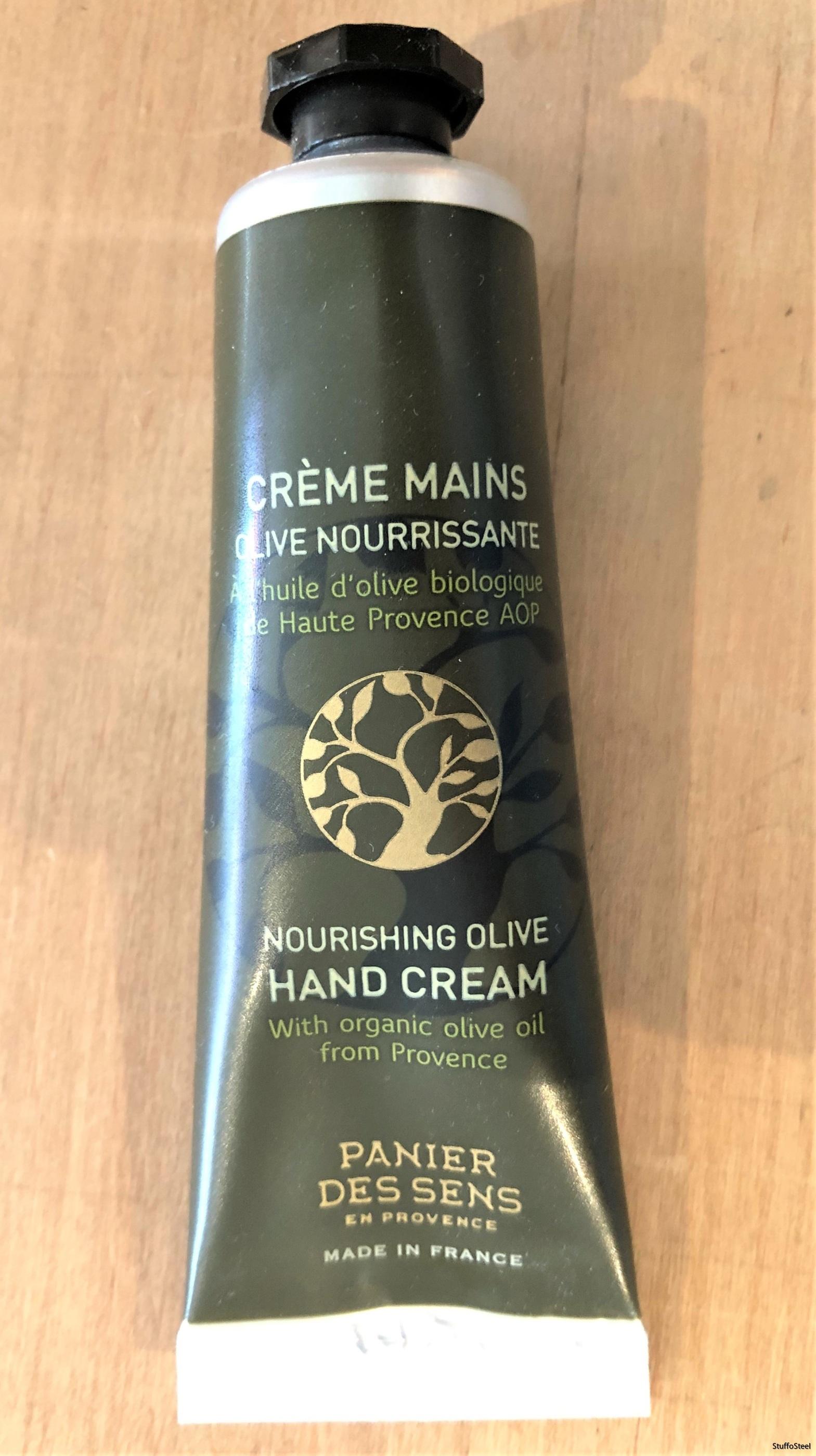 handcreme oliv