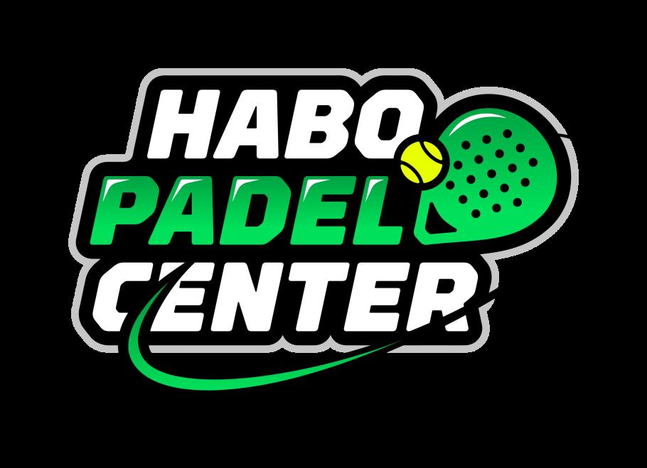 Habo padelcenter logotyp