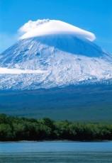 8E. Vulkanen Kljutjevskaja (Kamtjatka)