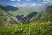 8A. Kaukasus (Tusjeti, Georgien)