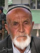 4D. Uzbekisk gammelmorfar (Samarkand, Uzbekistan)