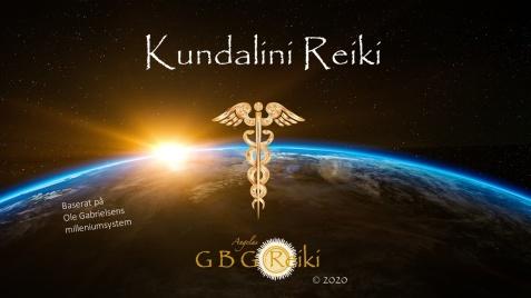 Kursbild med Hermes stav som symbol för kundalini