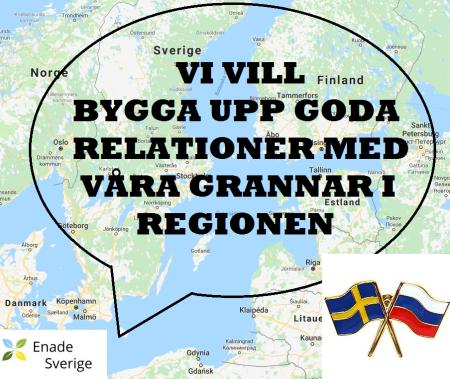 Svenskar och Ryssar går tillbaka sedan vikingatiden.