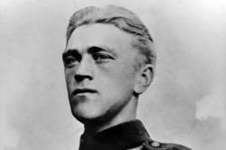 En ung Vilhelm Moberg