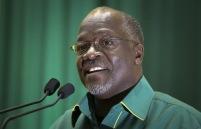 Tanzanias president John Magufuli blev 61år gammal.
