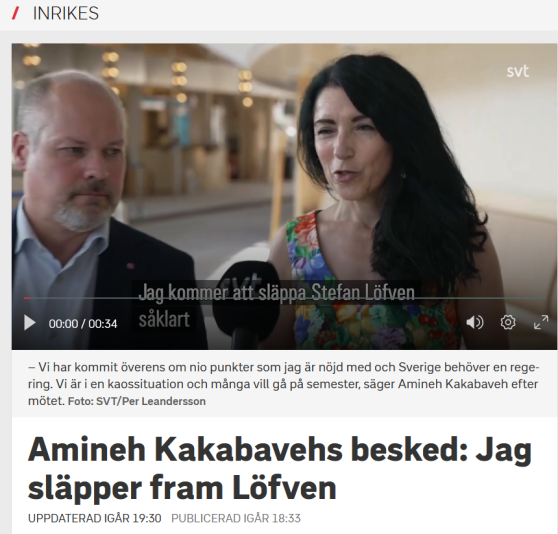 Icke-svensk med icke-svensk agenda