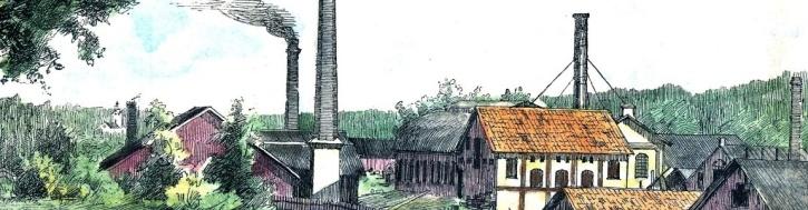 På 1880-talet hade Fagersta bruk gått över till att vara ett av de mer betydande järnbruken i Mellansverige.