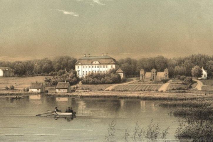 Hedenlunda Slott ligger naturskönt i Vadsbro socken, mitt i Sörmland. Gården har en spännande historia med anor från 1000-talet.