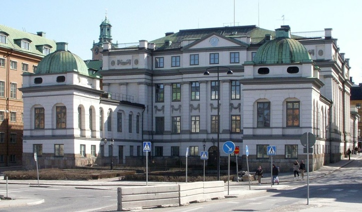 Bondeska palatset är beläget på Riddarhustorget 8 i Stockholm, uppfört 1662-1673 som privatbostad för riksskattmästaren Gustaf Bonde.