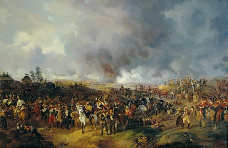 Slaget vid Leipzig var ett fältslag under det sjätte koalitionskriget. Det stod den 16–19 oktober 1813 vid Leipzig i västra Sachsen.