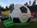 Hoppborg fotboll 3