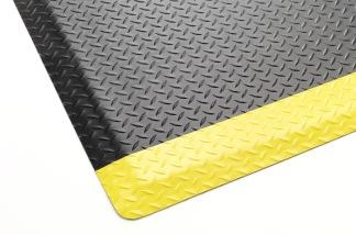 Senso Deck - Senso Deck, 0,6xlpm, Helt svart, Ange antal meter