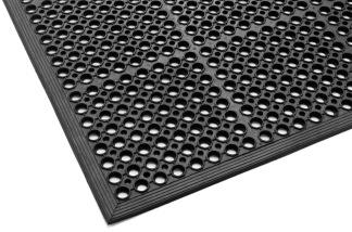 Safe Top - Safe Top, 0,9x1,5m, svart