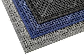 Flexi Tile - Flexi Tile, Blå, 0,3x0,3m